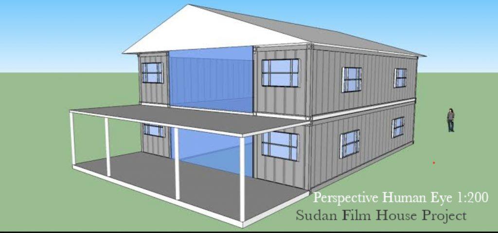 c SFMA design for SUDAN FILM HOUSE