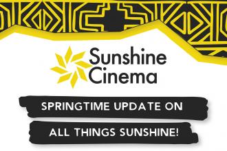Sunshine Cinema Spring update